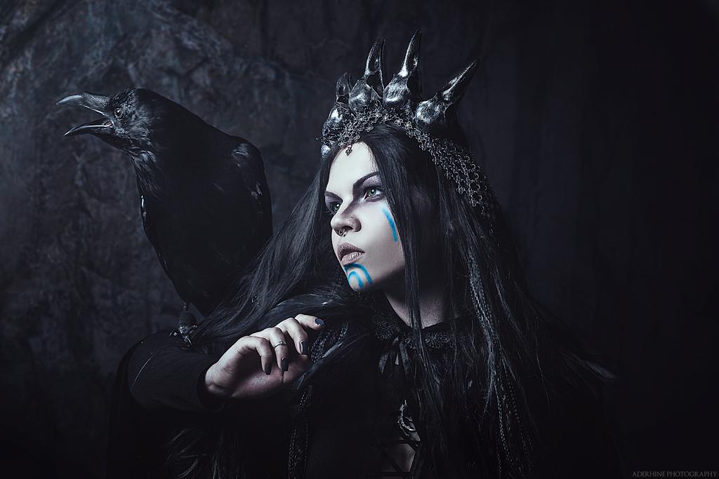 Morrigan_04 by Aderhine