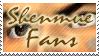 Shenmue Stamp by HayliLiz
