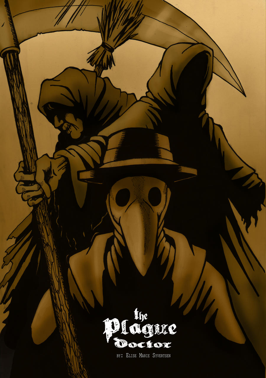 The Plague Doctor - cover by oomizuao on DeviantArt