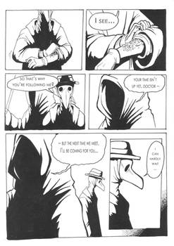 The Plague Doctor - page 7