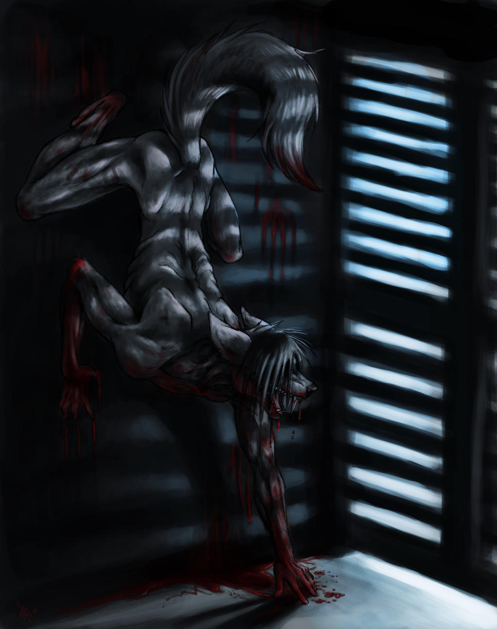 Bedroom Sleep Shop There Are No Closet Monsters By Oomizuao On Deviantart