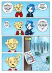 christmas comic - Sam