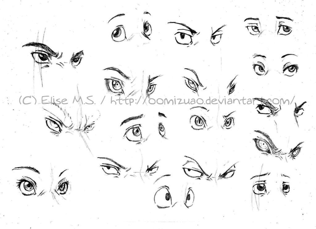 -eyes- by oomizuao