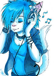 Lillith - I love my music by oomizuao