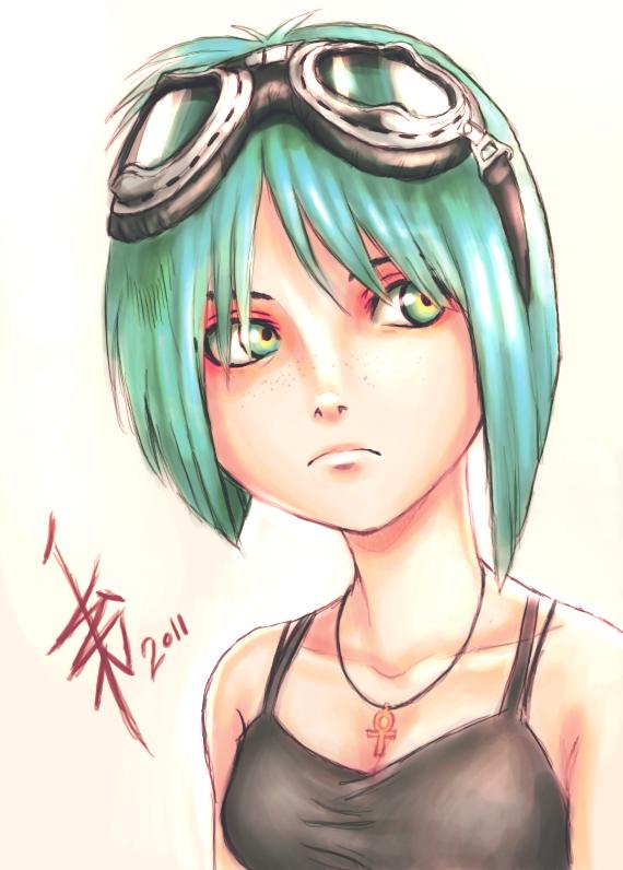 manga style ID by oomizuao