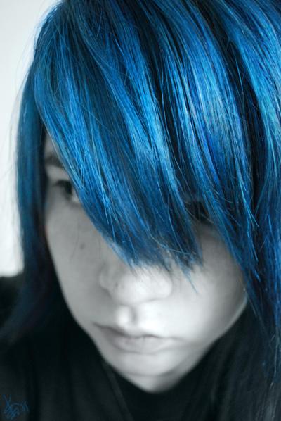 blue by oomizuao