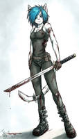 Lillith the Zombie Hunter