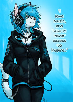Lillith - music is inspiring