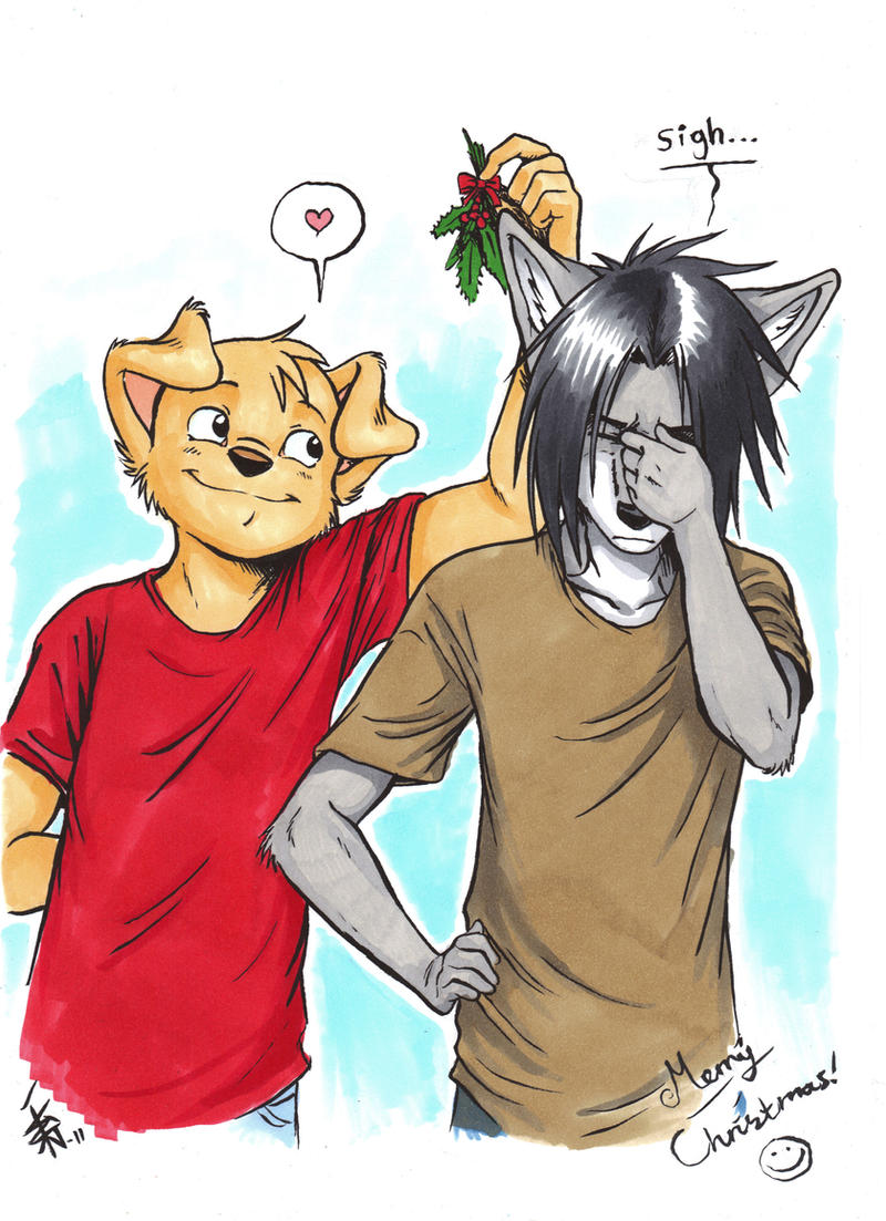 christmas present by oomizuao