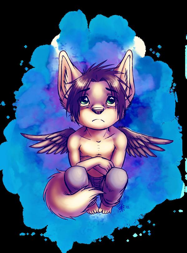 Little Angel - Spike by oomizuao