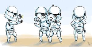 more Star Wars fanart