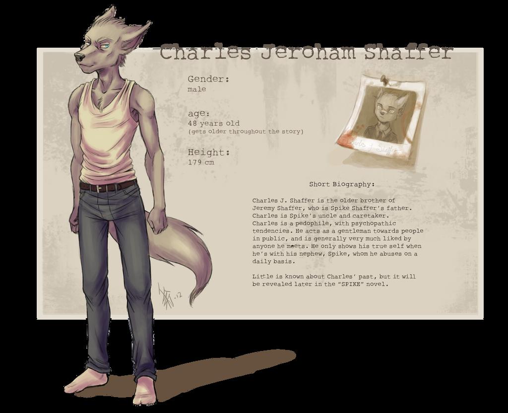 Charles - mini bio by oomizuao