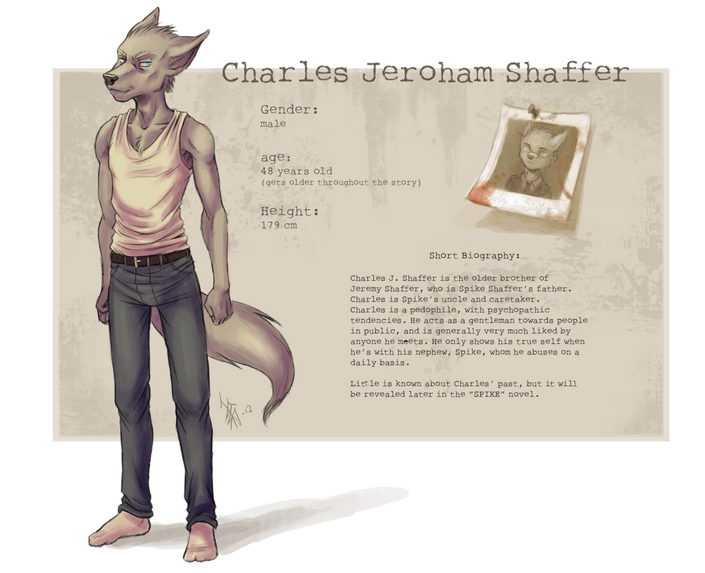 Charles - mini bio by oomizuao