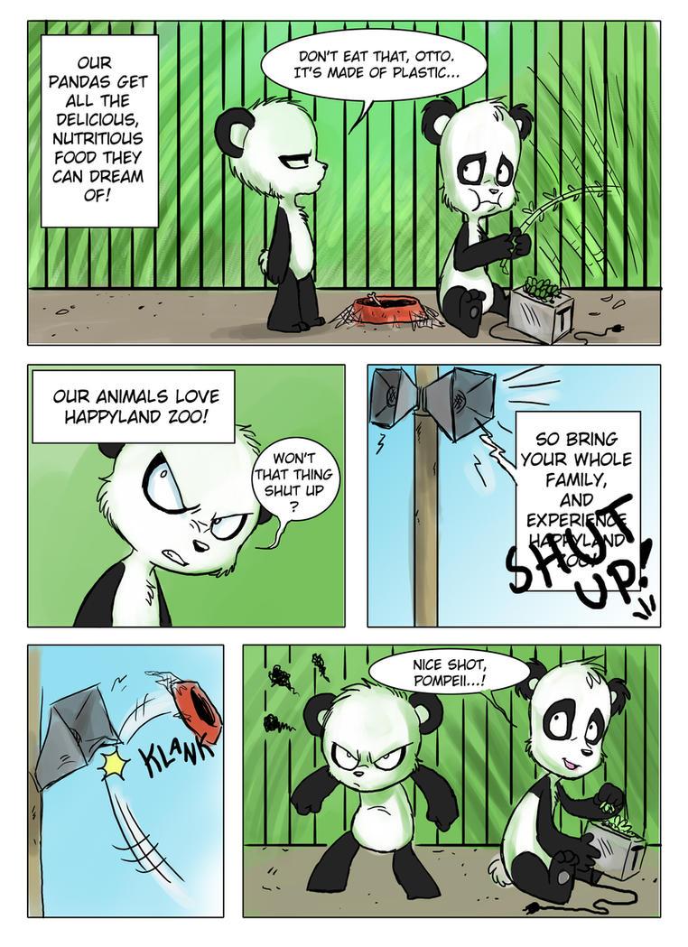 Paradise Panda - page 4 by oomizuao