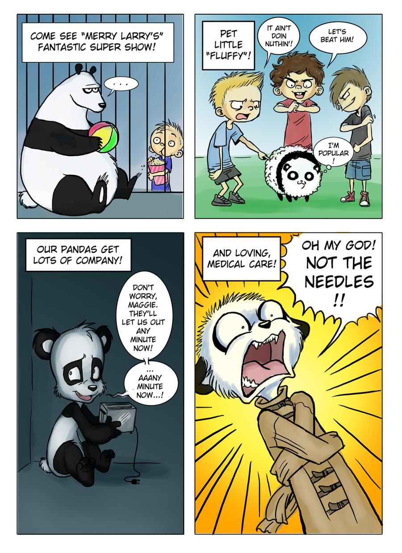 Paradise Panda - page 3 by oomizuao