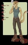 new character - Kharon