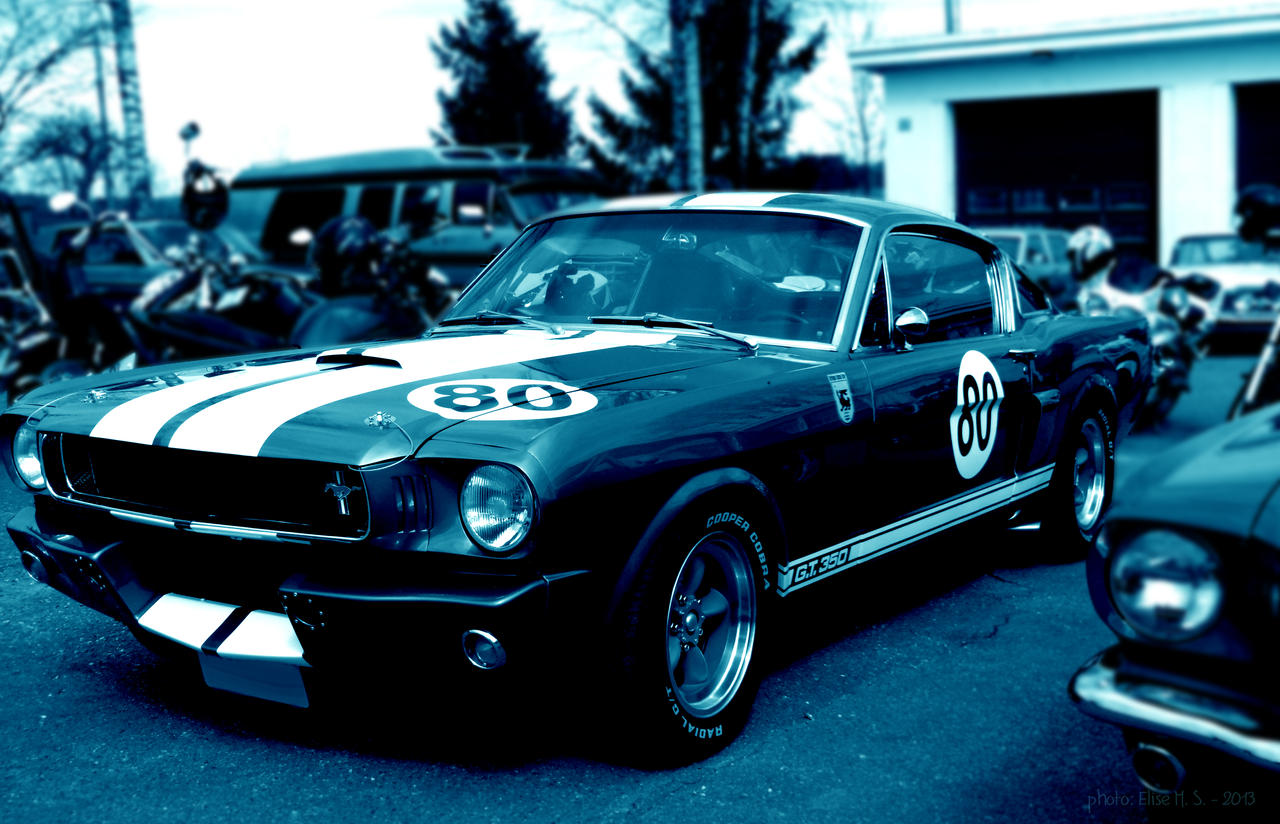 Ford Mustang by oomizuao