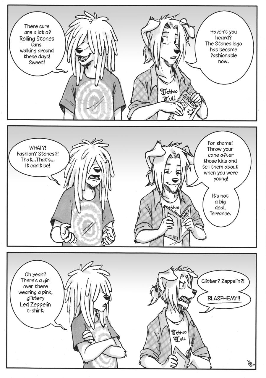 comic - Blasphemy by oomizuao