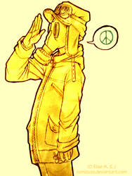 -Make Peace, Not War- by oomizuao
