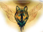 My new Tattoo - how it looks this far