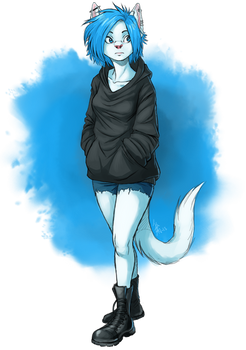 Lillith - casual -