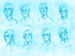 Spike - expression variation
