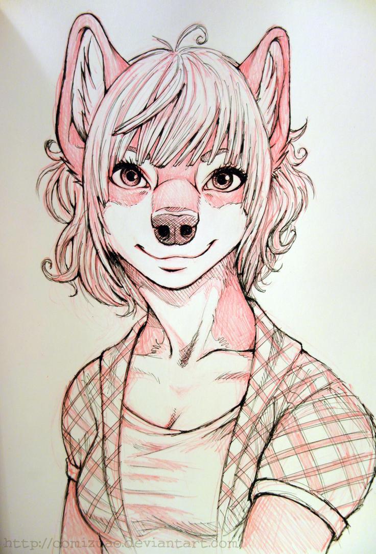 -Hazuki- by oomizuao
