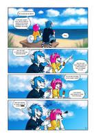 Comic - Clouds by oomizuao