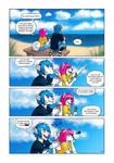 Comic - Clouds