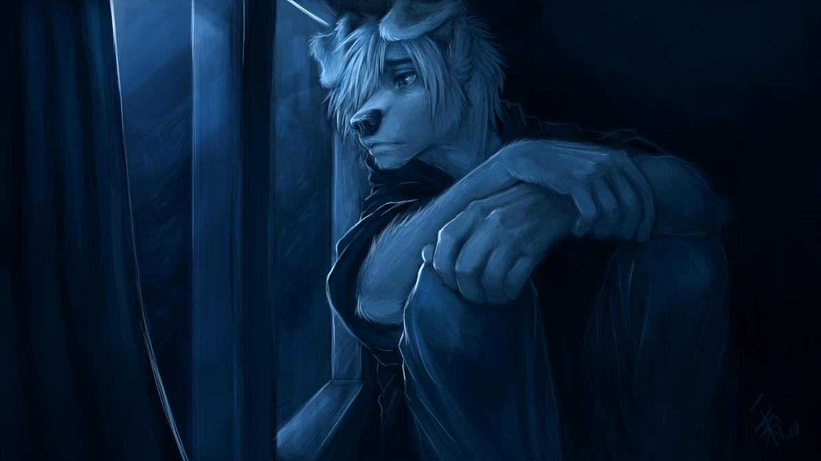 Wolf, Wolf... by oomizuao