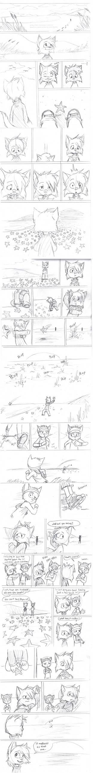 Starfish Comic1