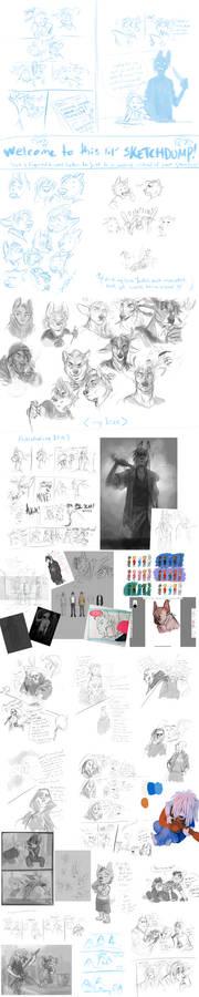 Sketchdump Collection - Apr 2020