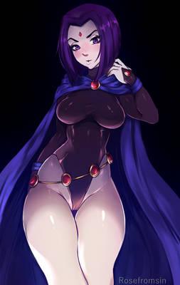 Raven, Teen Titans