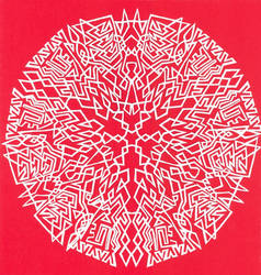 Abstract Flake 2 - Arrowhead