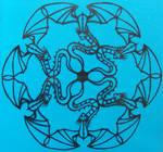 DragonFlake - Amphiptere