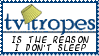 TV Tropes Stamp by ChimeraDragonfang