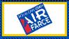 Royal Canadian Air Farce Stamp by ChimeraDragonfang