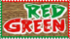 Red Green Show Stamp