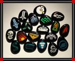Mass Effect Stones, Part II