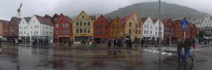 Typical Bergen Weather