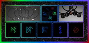 Nexus Bindrunes Necklaces