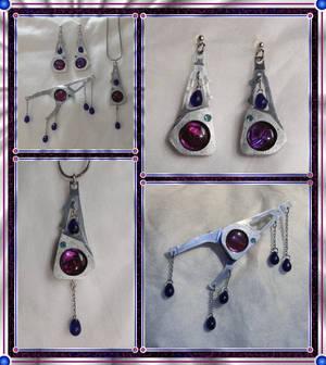 Actuator Jewellery Set