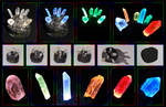 Rave Crystals MKI