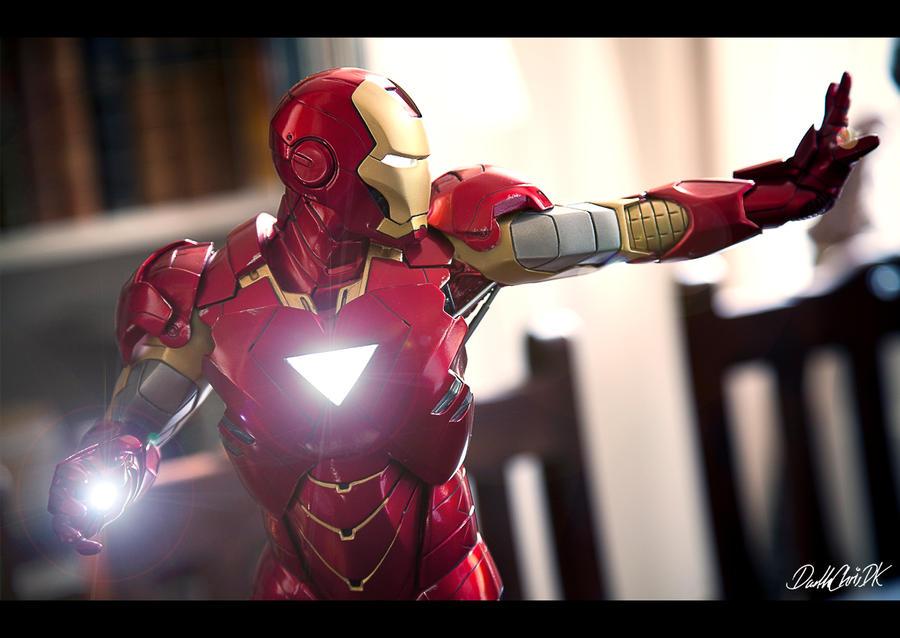 Iron Man 2 by saenjaina