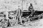 Coal Miner Train