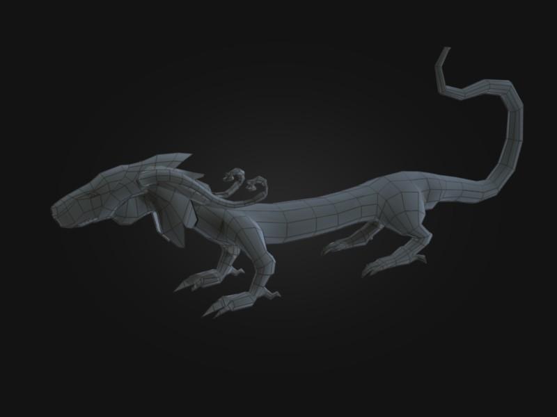 Andromus - 3D Model by artislight