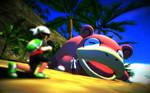 Macro-Theme - Pokemon - Slowpoke #3