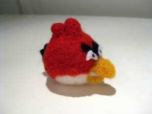 A very ANGRY little bird