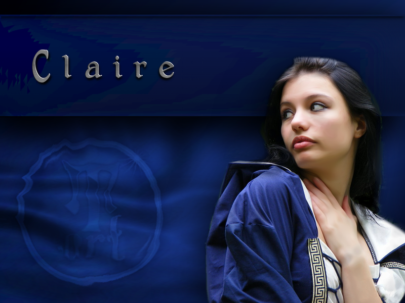 Wallpaper_with_Claire by tom45