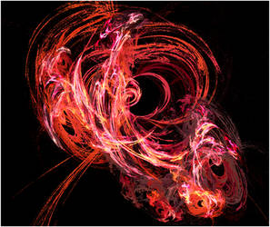 Dragon's Flame by Aegair